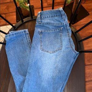 Skinny jeans jegging